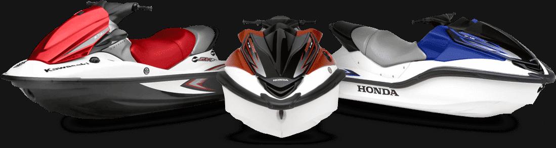 Select Your Jet Ski Rental