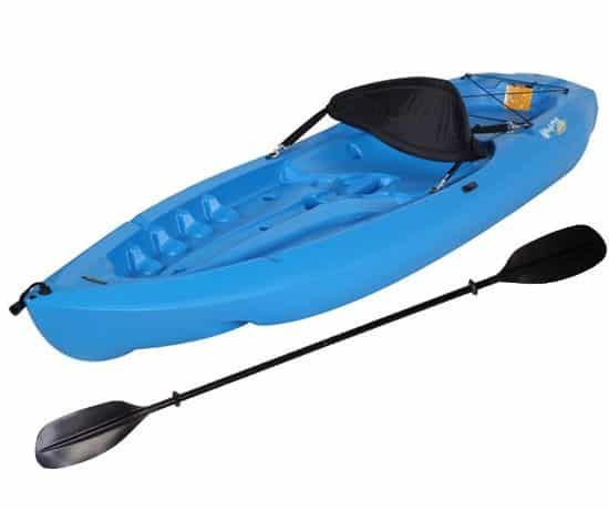 lifetime kayaks